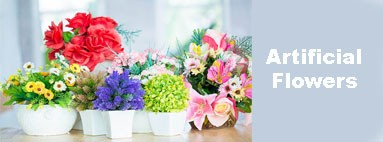 We have the widest range of artificial flowers in Sri Lanka